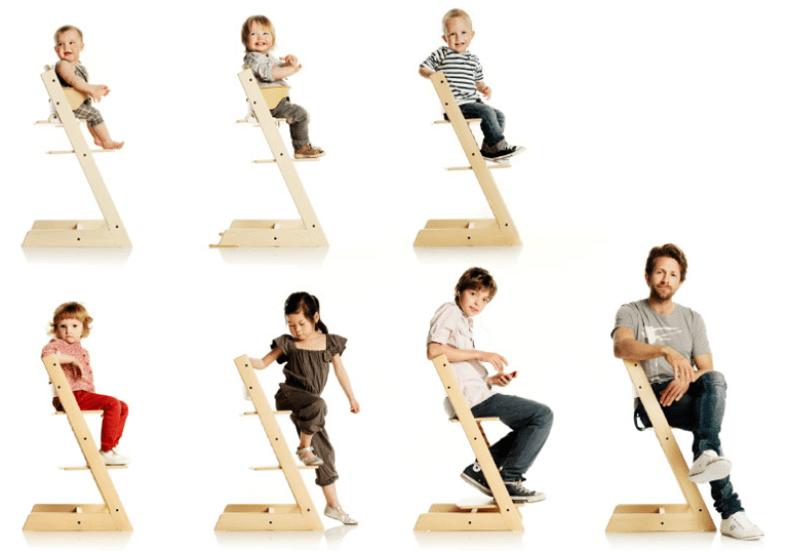 produs in Romania - Scaunul pentru copii