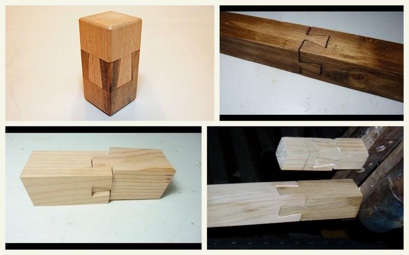 prelucrarea lemnului - imbinare