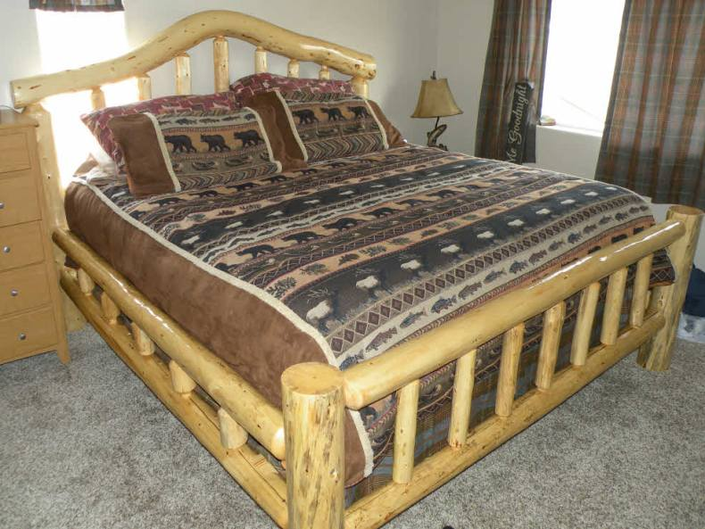 pat rustic produs prin cepuire