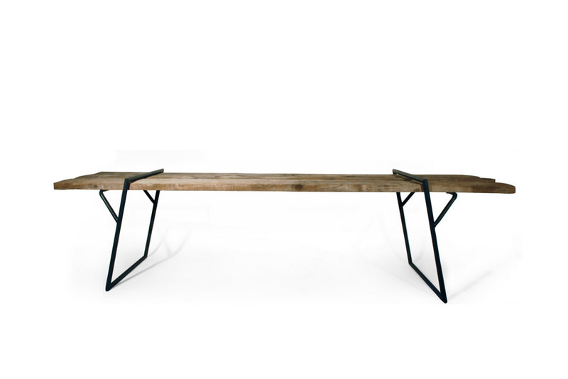 Quadra Table by Luis Arrivillaga - Mese cu design special