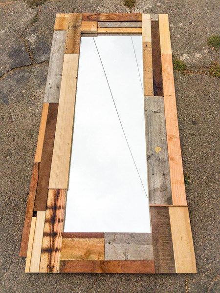 idei de rame din lemn