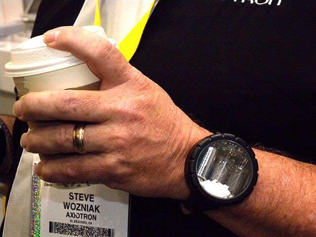 Steve Wozniak - Nixie