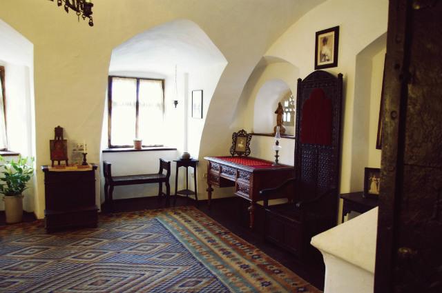 imagini castelul Bran