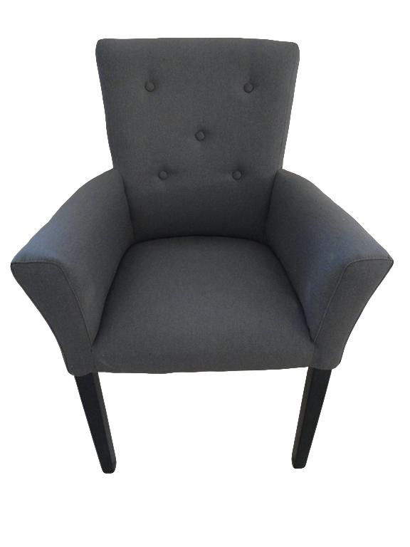 scaun tapitat cu brate Baron