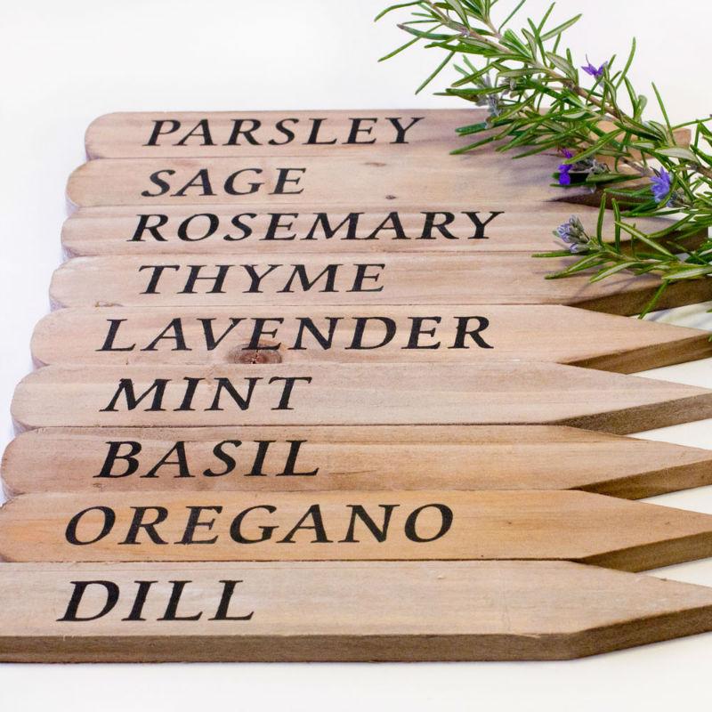 indicatoare din lemn