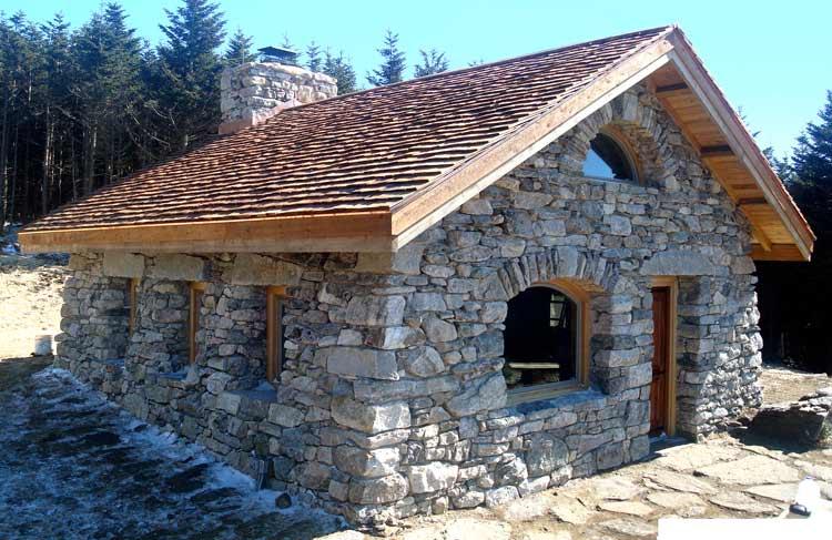 cabana de piatra
