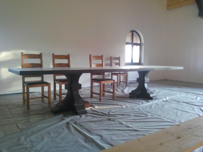 masa de la manastire