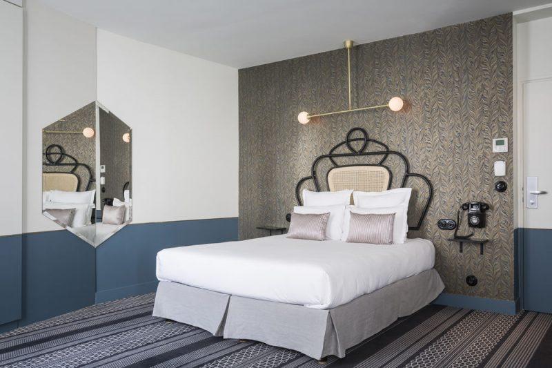 dormitor parizian