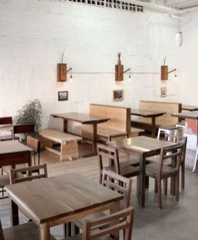 Stowaway amenajare de restaurant