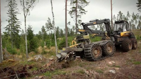 utilaje forestiere