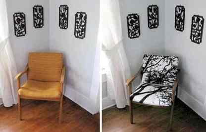 mobilier vechi recondiționat