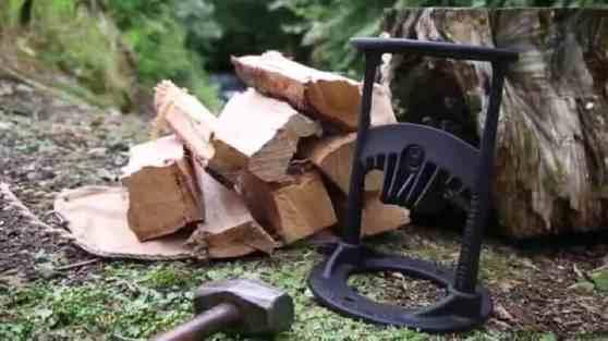 ustensile de spart lemne