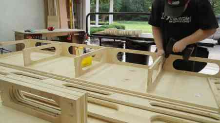 Variante de Paulk workbench (5)