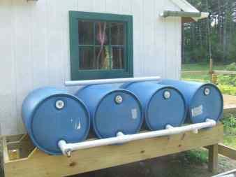 colectarea apei pluviale