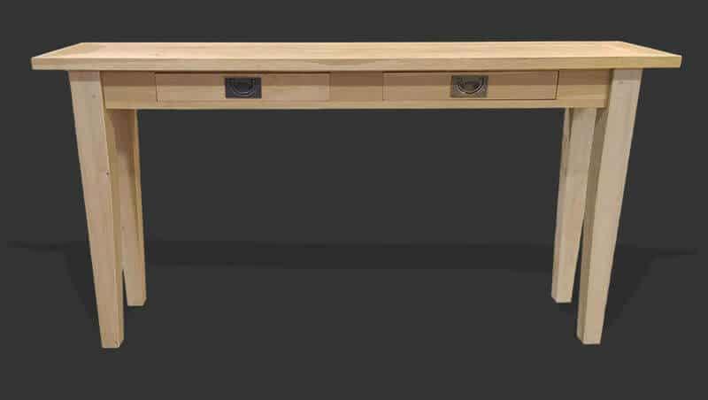 masa consola de perete - model Provence