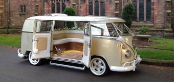 VW Camper - pat rabatabil pliant