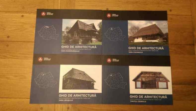ghiduri pentru arhitectura caselor ce respecta traditia - ghid de arhitectura