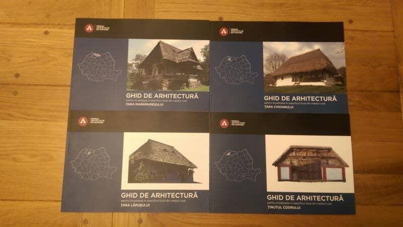ghiduri pentru arhitectura caselor ce respecta traditia