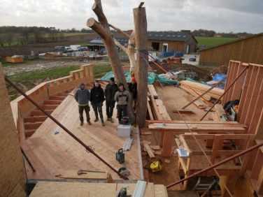 Qual Construction Bois - Ferma de la plopi cultura bio