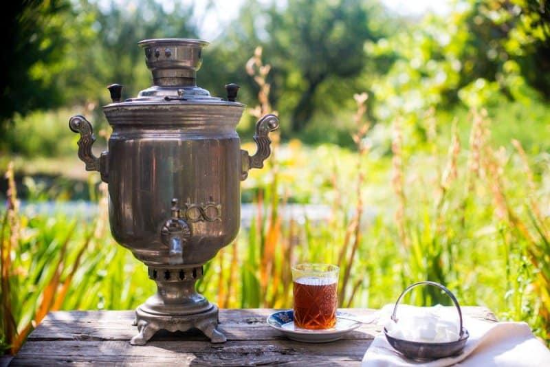 ceaiul din lemn de ardere a ceaiului