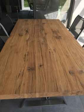 masa din lemn masiv Sigma