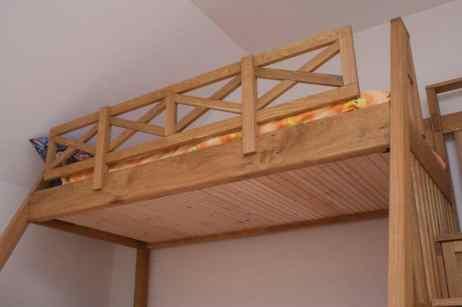 protecție pentru patul de sus