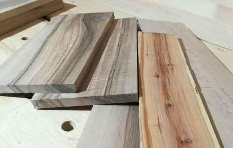 lemn brut