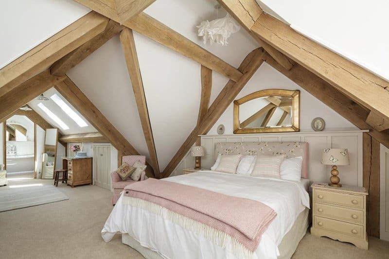 casa pe structura de stejar din UK (1)