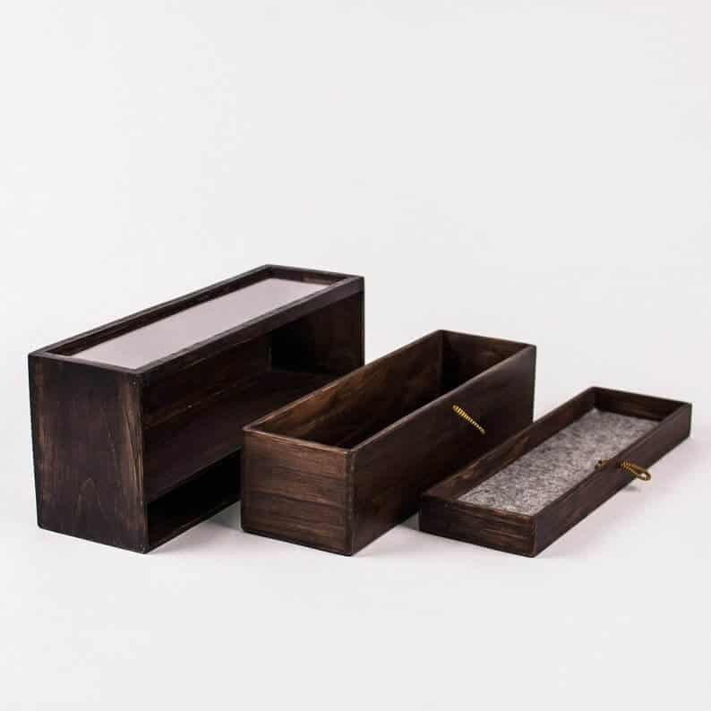 3 cutii