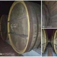 budane din stejar caucazian 12000 litri
