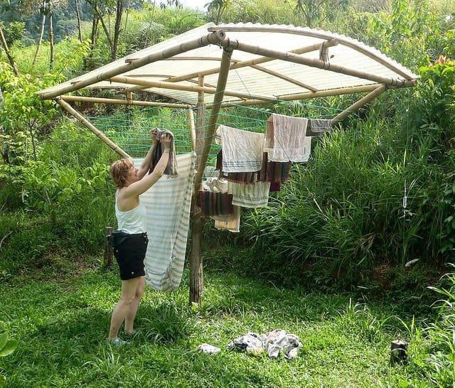 ideea perfectă de uscător de haine