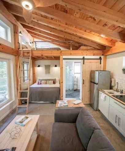 interior mini cabana