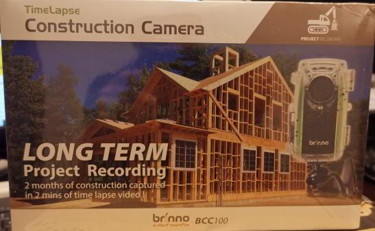 camera video pentru constructii Brinno