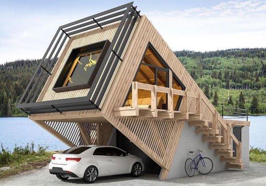 arhitect sau constructor de case din lemn