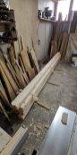 corni pentru magazia din lemn