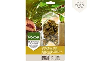 Pokon kamerplanten voedingskegels kopen