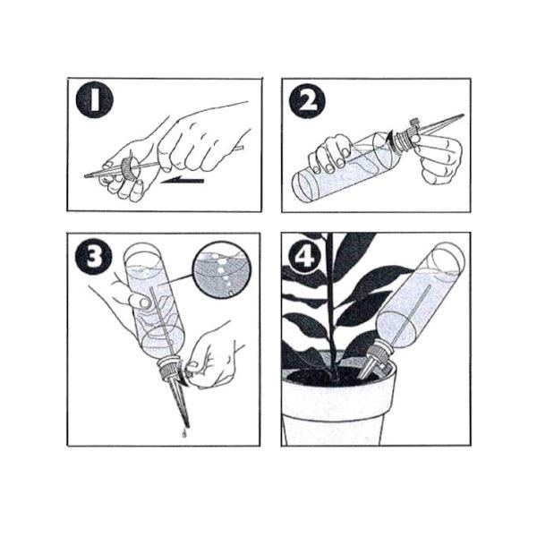 bewateringssysteem voor kamerplanten kopen