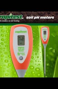 Digitale grond pH meter voor kamerplanten kopen