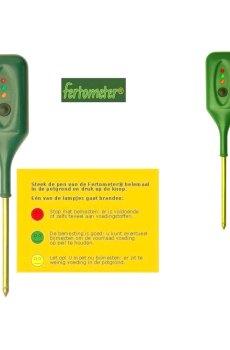 Fertometer bemestingsmeter voor kamerplanten kopen
