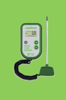Grondmeter (bemestingsgraad, pH, temp.) voor kamerplanten kopen