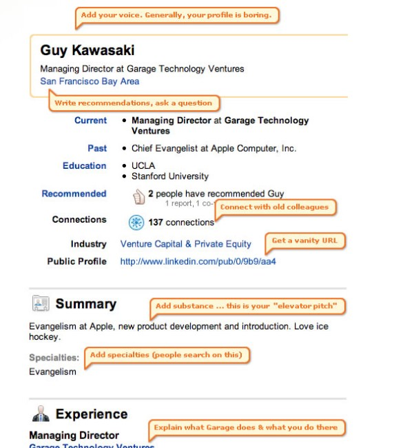 how to create linkedin profile for company