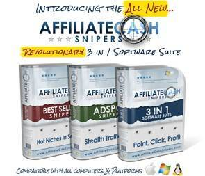 affiliate cash sniper review-michael rasmussen