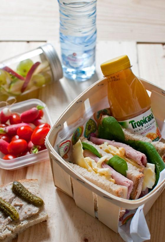 quelques idees pour vos repas du midi au bureau recettes faciles recette pas cher recettes rapides par stella cuisine