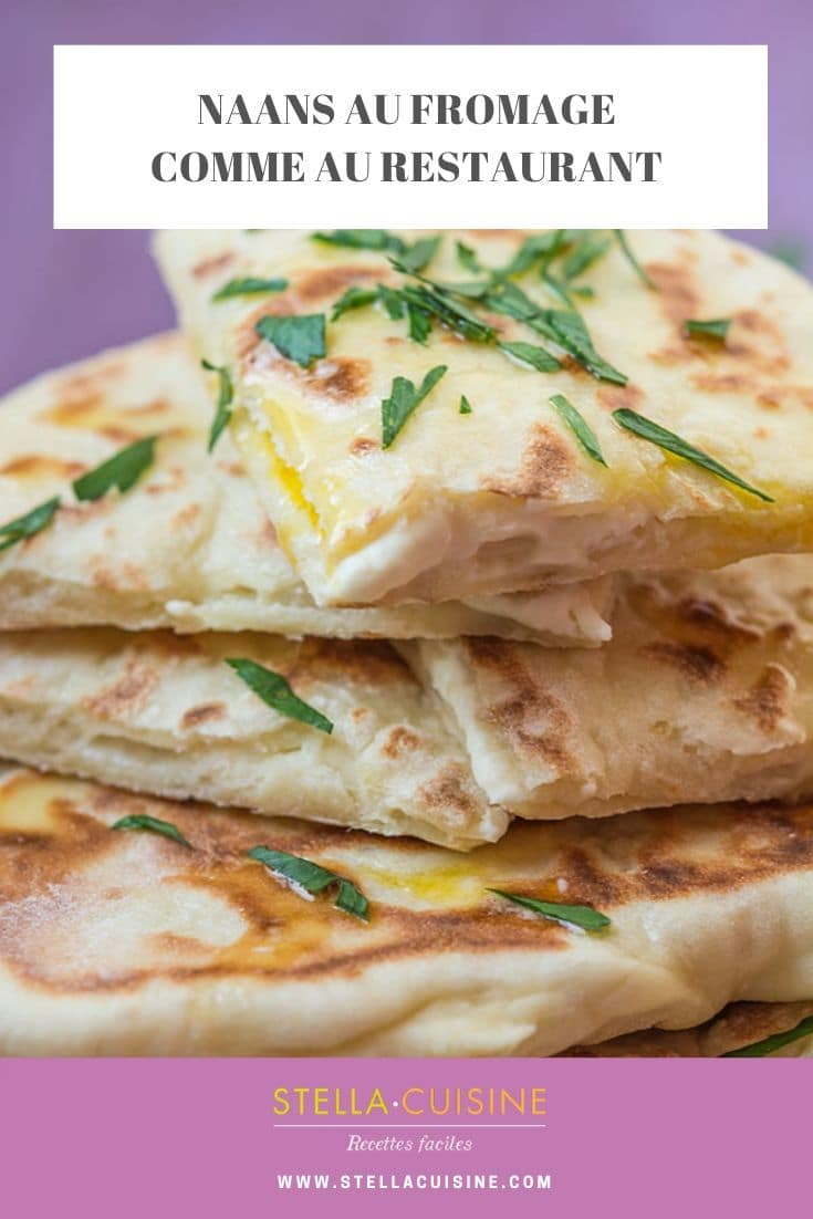 naans fromage cheese naan