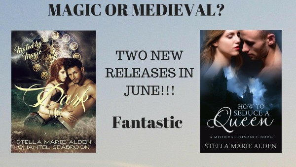 Stella Marie Alden – Two New Releases