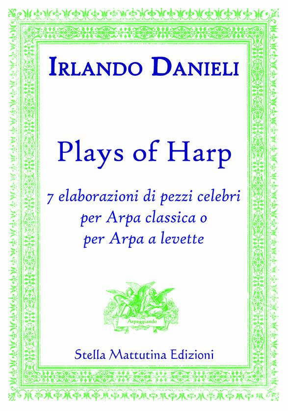 Copertina Plays of Harp Irlando