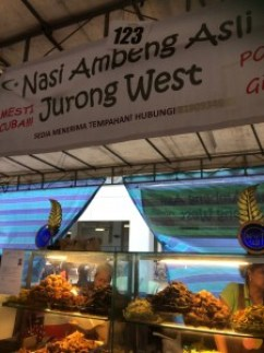Best in Jurong West, and some say Singapore