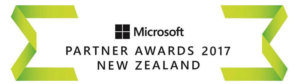 Microsoft NZ partner awards 2017