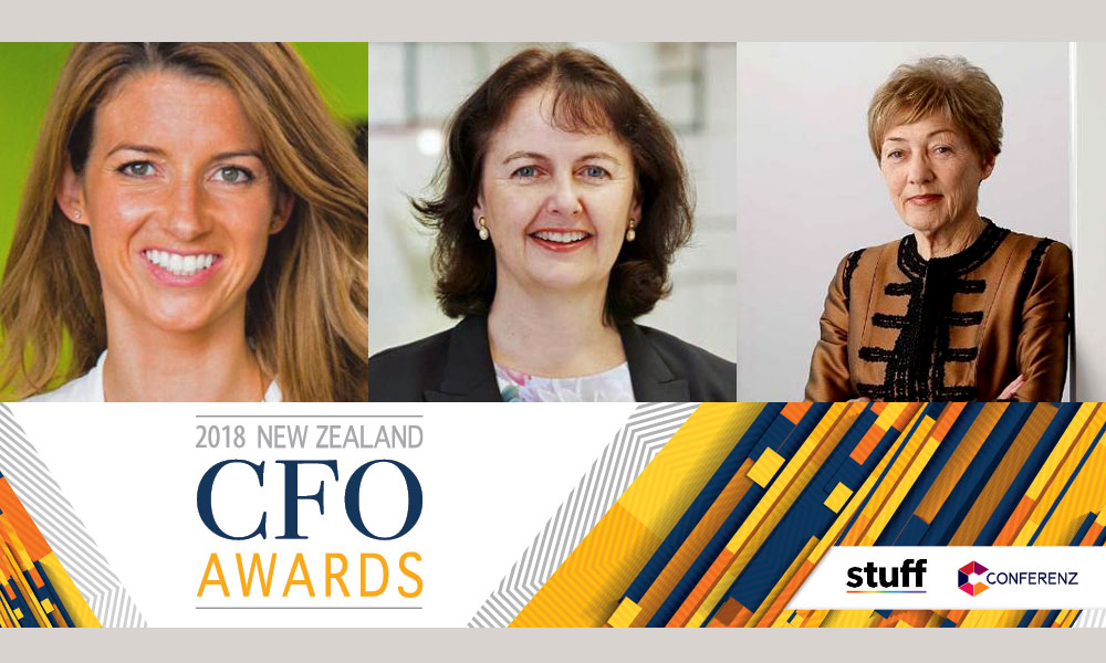 2018 CFO Awards individual winners