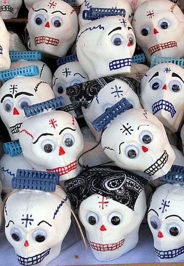 Day of the Dead/Dia de los Muertos candy